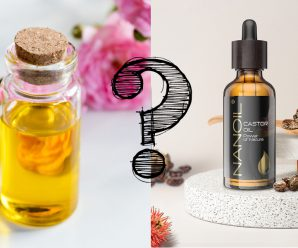 castor oil camellia oil